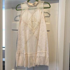 Free people New Romantics lace dress